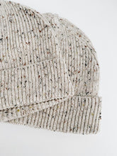 Load image into Gallery viewer, SPECKLED BEANIE ADULT | L + L