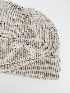 SPECKLED BEANIE ADULT | L + L