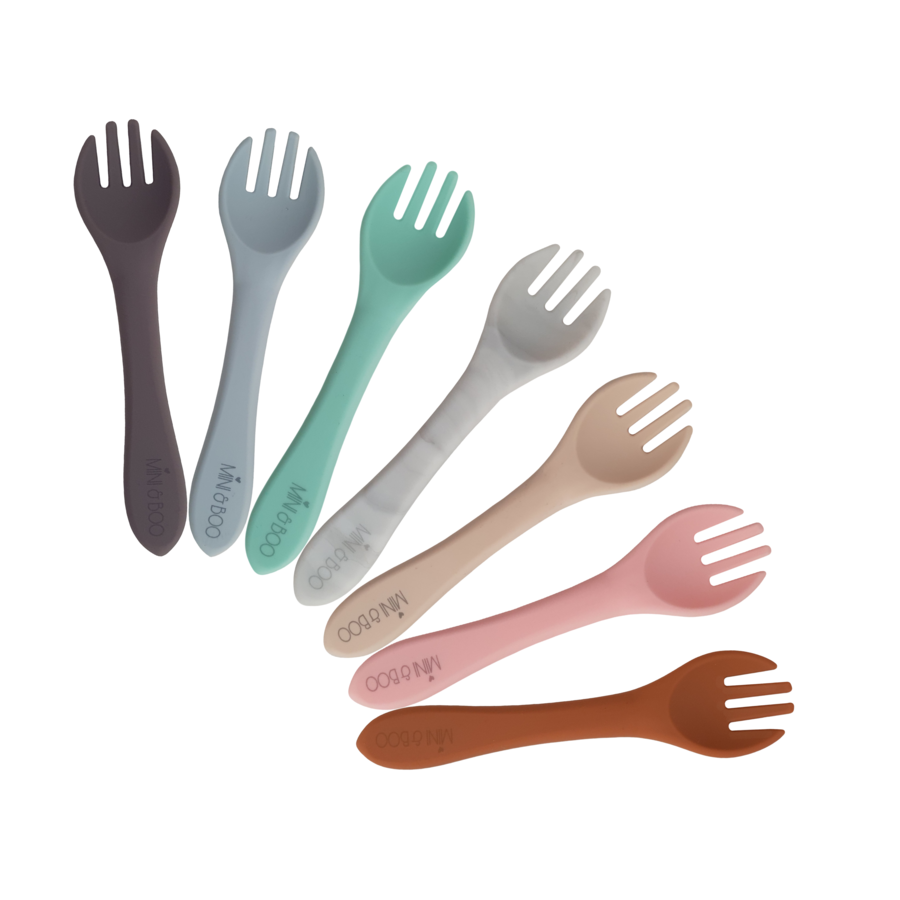 SILICONE FORKS