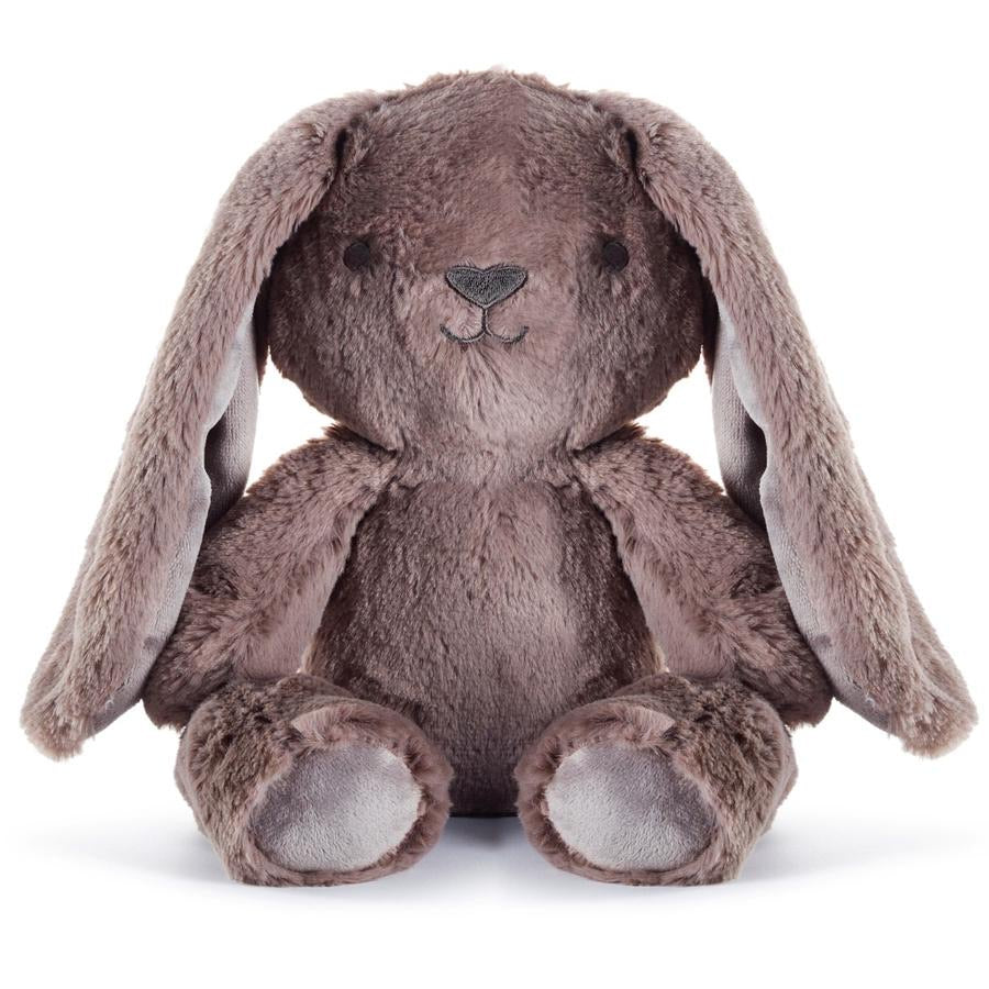 Stuffed Animals | Soft Plush Toys Australia | Earth Taupe Bunny - Byron Bunny Huggie
