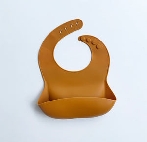 SILICONE BIBS | VARIOUS COLOURS