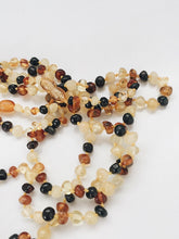 Load image into Gallery viewer, AMBER NECKLACE- SOL