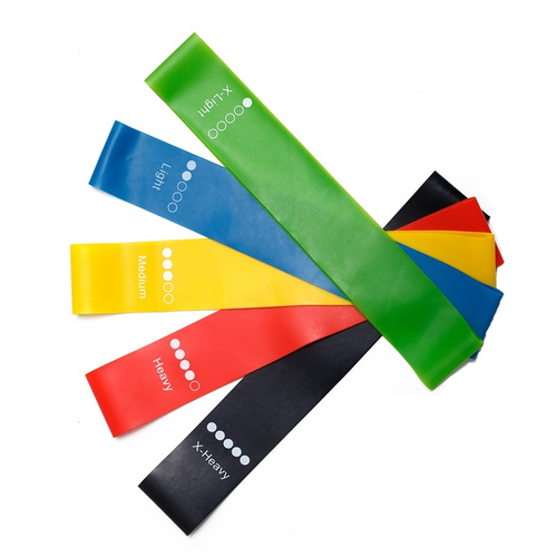 Rubber Resistance Bands