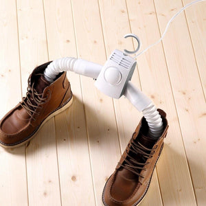 Magical Heated Hanger-Portable Clothes Dryer/ Electric Shoes Clothes Drying Rack