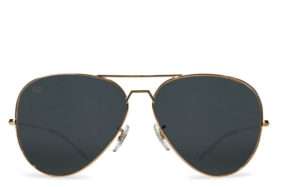 9a0f4db81a5 Aviator - Black Gold Polarized