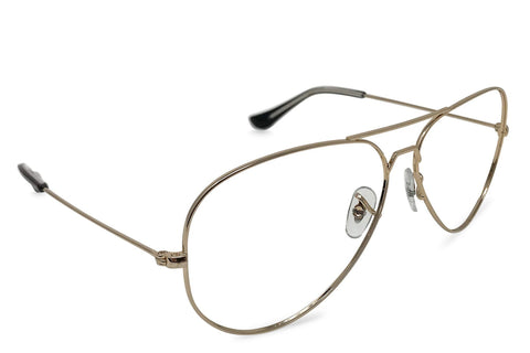 Aviator Small Rx - Gold