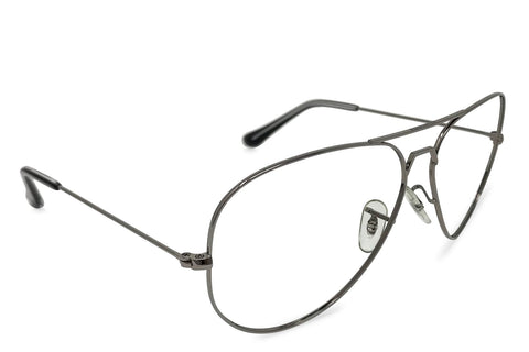 Aviator Small Rx - Gunmetal