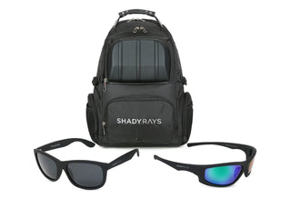 Shady Rays Campers Pack Holiday Gift Set