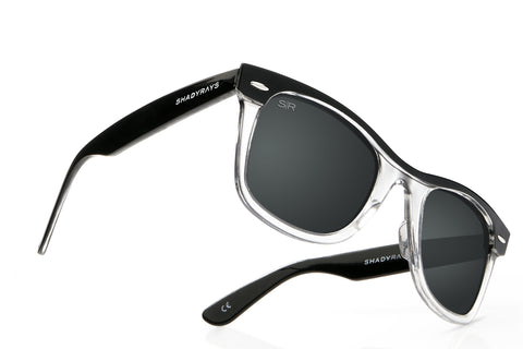 Titan Series - Black Glacier Polarized