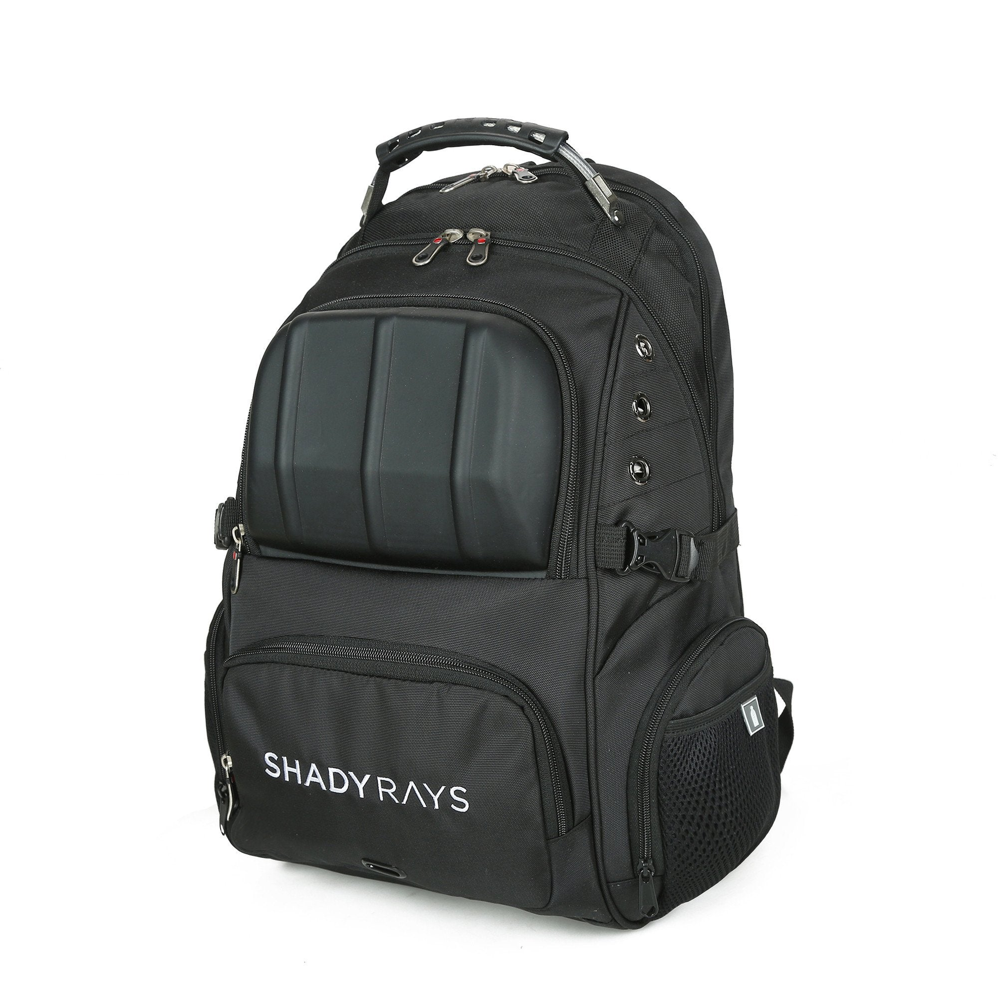 Action Backpack + X Series - Blackout Polarized
