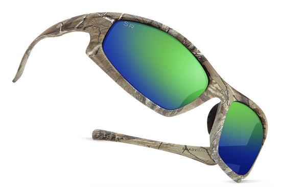 X Series Duo - Realtree Edition : Emerald Polarized + 1 FREE Pair