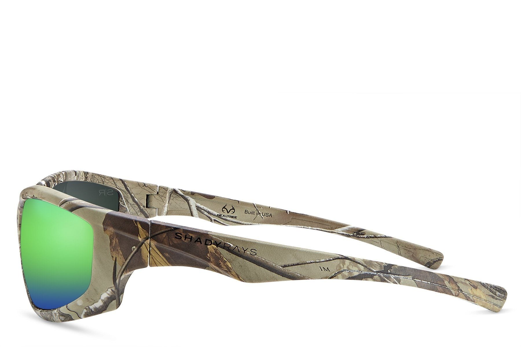 X Series - Realtree Edition : Emerald Polarized