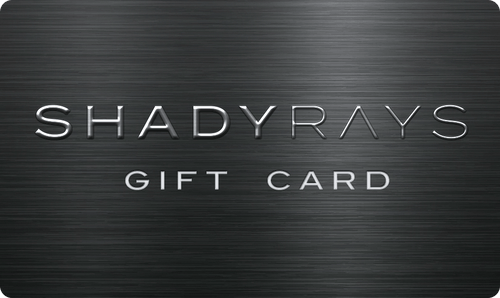 Shady Rays Polarized Sunglasses Gift Card