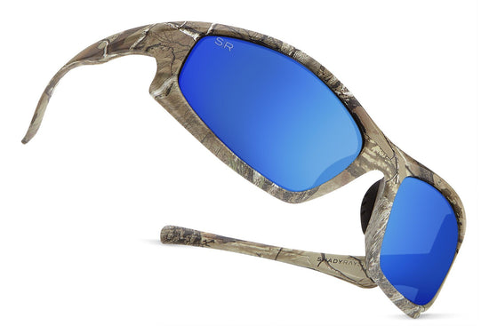 X Series Duo - Realtree Edition : Glacier Polarized + 1 FREE Pair