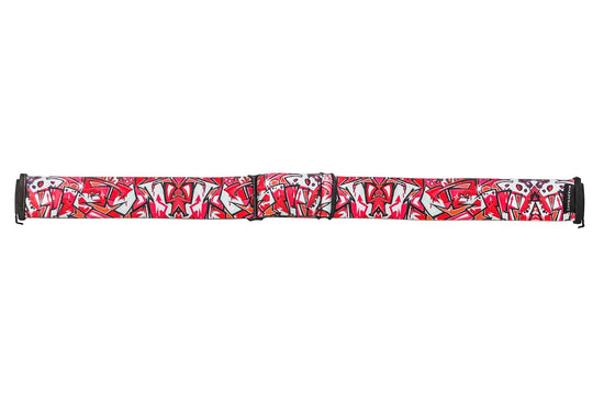 Snow Goggle Strap - Graffiti