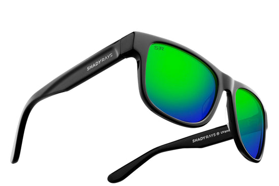 Ventura - Lime Light Polarized + Hardcase