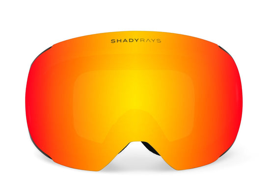 Snow Goggle Lens - Infrared Edge