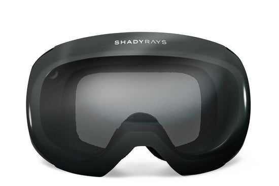 Snow Goggle Lens - Blackout