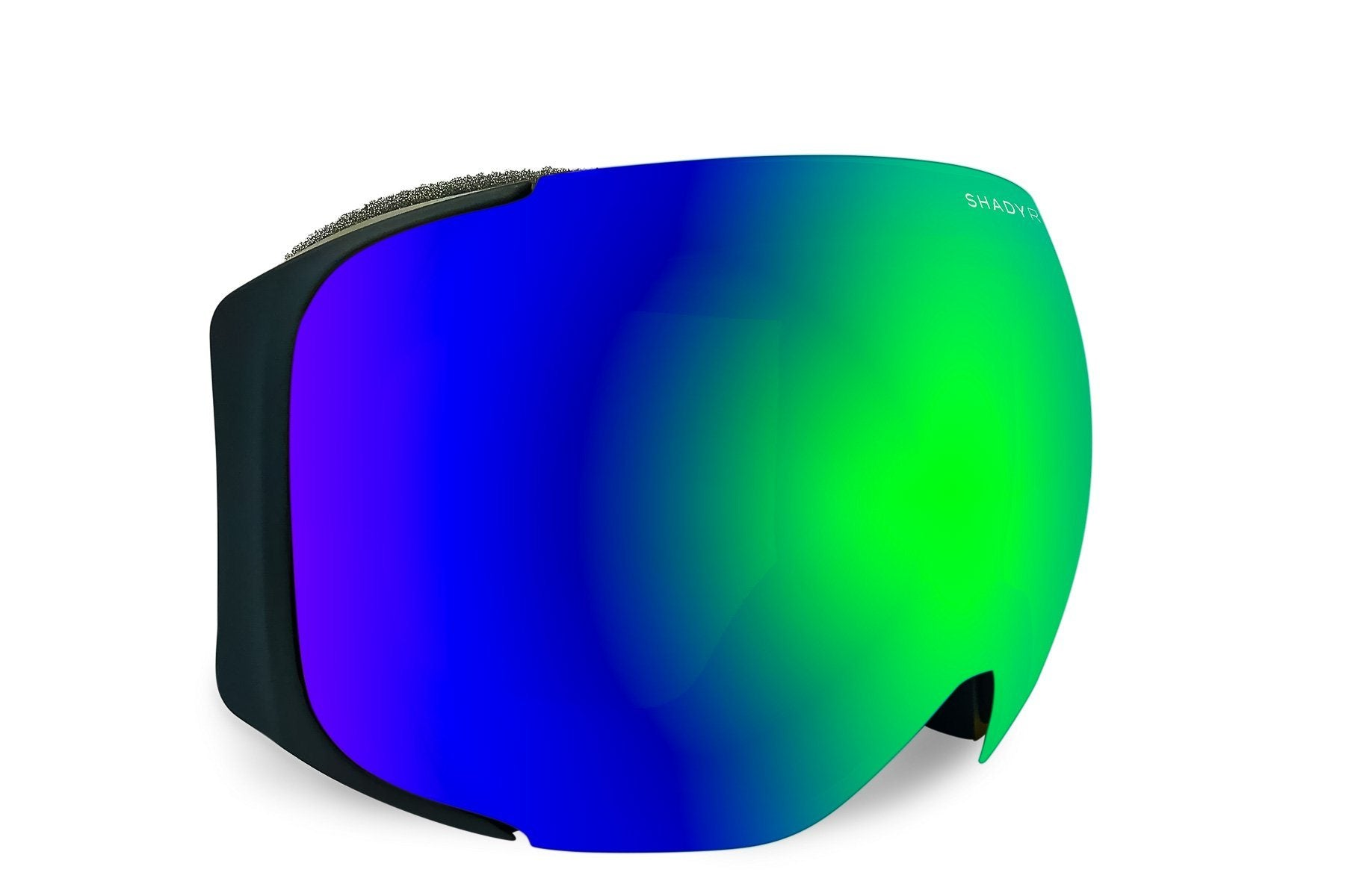 Alpine Emerald Polarized : Snow Goggle Lens (Requires Mask System)