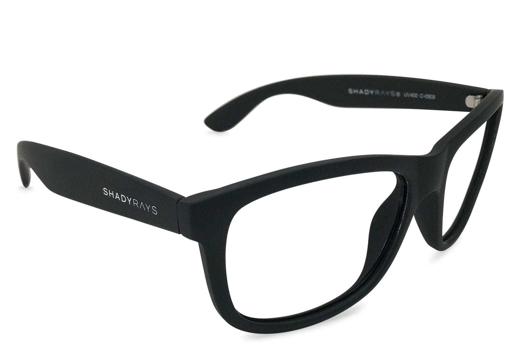 Shady Rays, Signature Series Rx - Original Black Frame