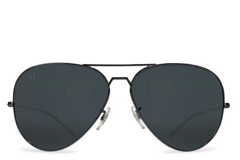 Aviator - Black Stealth Polarized