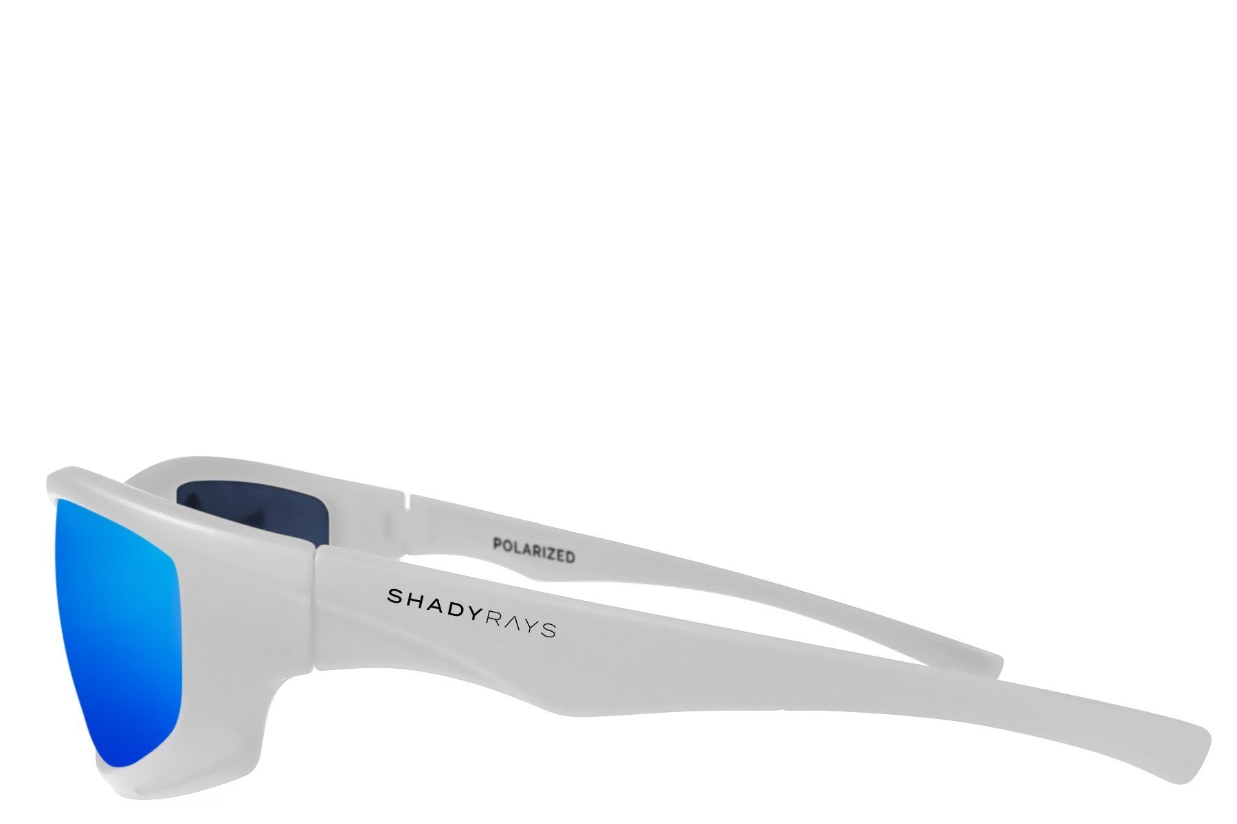 X Series - White Glacier Polarized