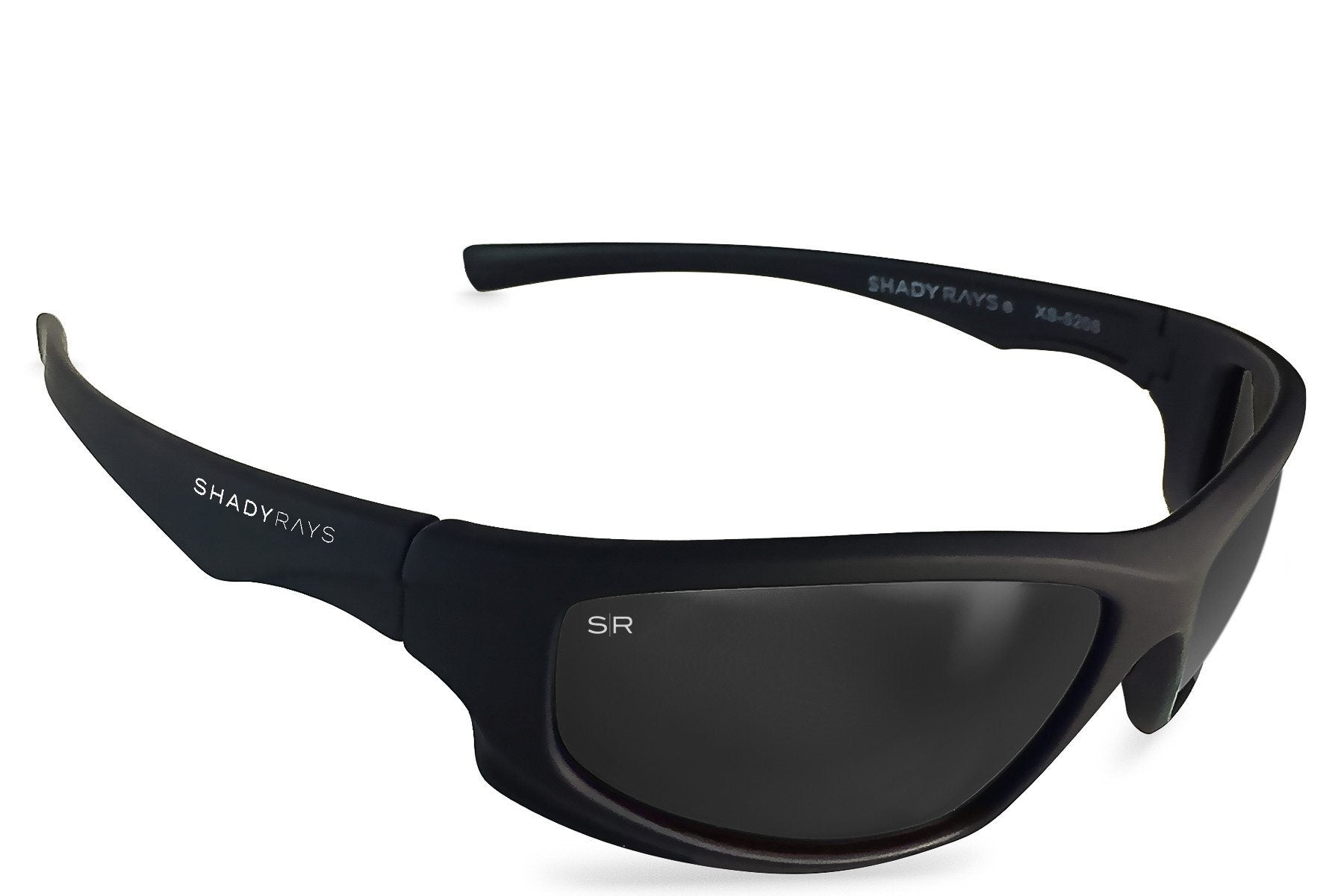 Shady Rays X Series Blackout Polarized Sunglasses
