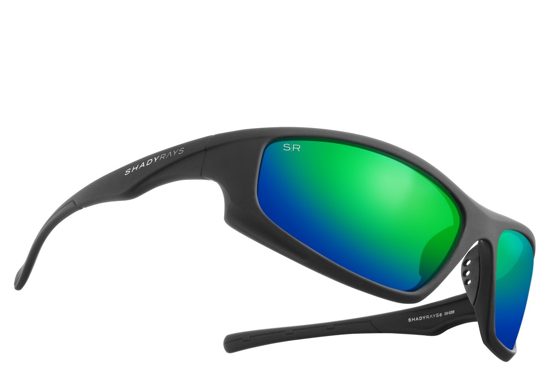 X Series - Black Emerald Polarized