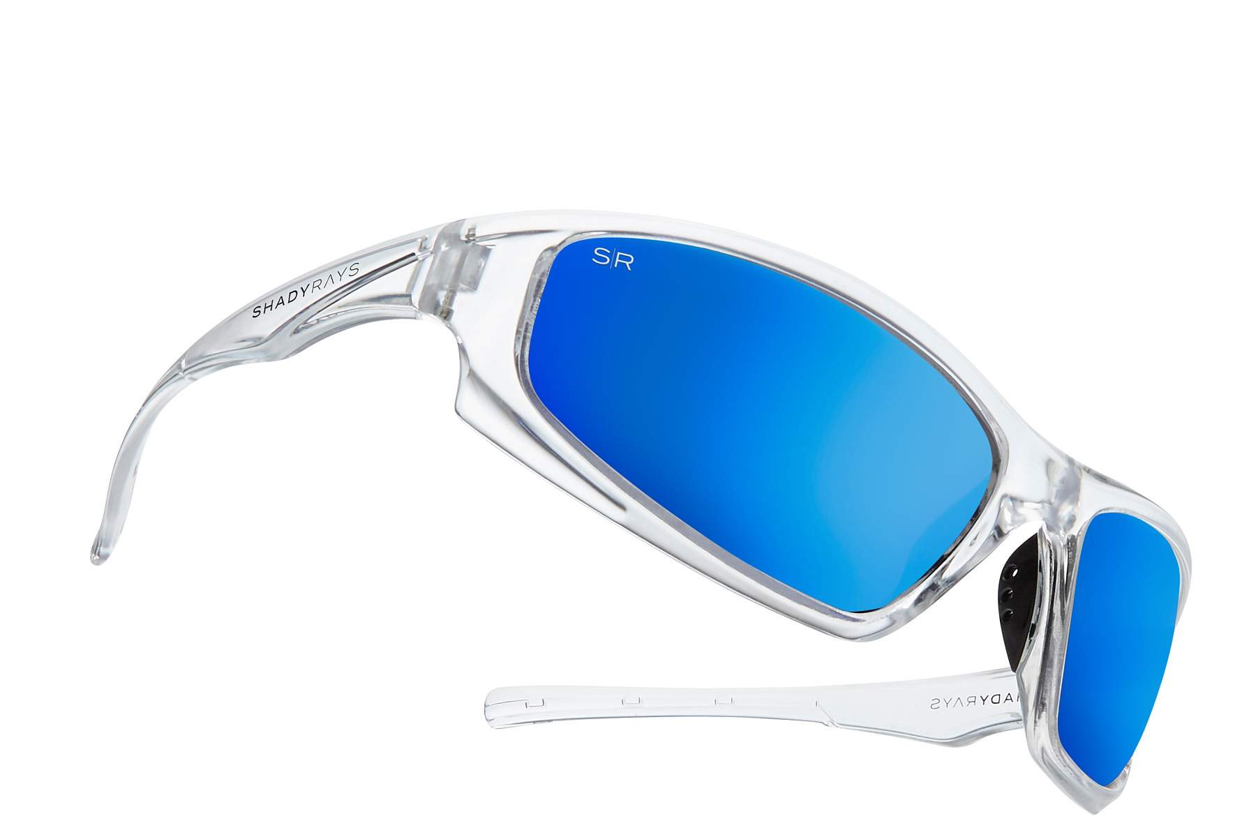 b36161d2ee Shady Rays X Series - Ocean Ice Polarized Sunglasses – Shady Rays ...