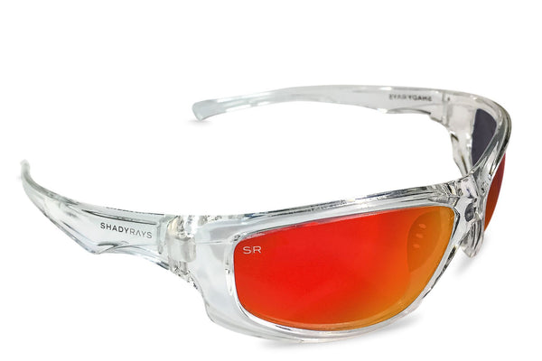Shady Rays X Series Infrared Ice Polarized Sunglasses