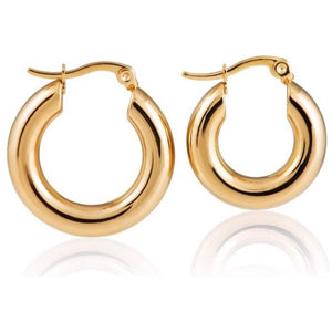 SJD Emmy Hoops 20mm