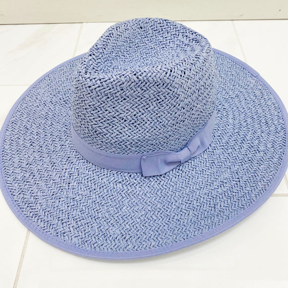 Emma Straw Rancher Hat