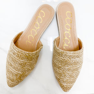 Allure Straw Slides