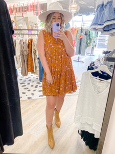 Sunny Disposition Dress