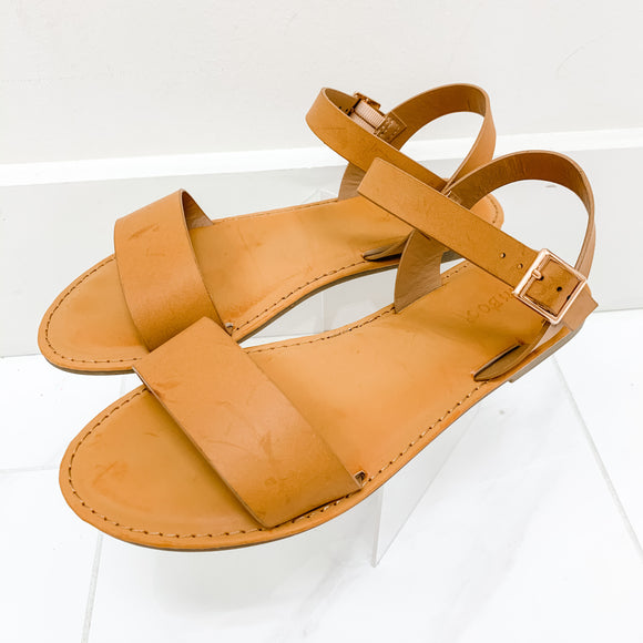 Waterfront Banded Sandal