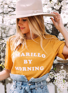 CS Amarillo By Morning Tee