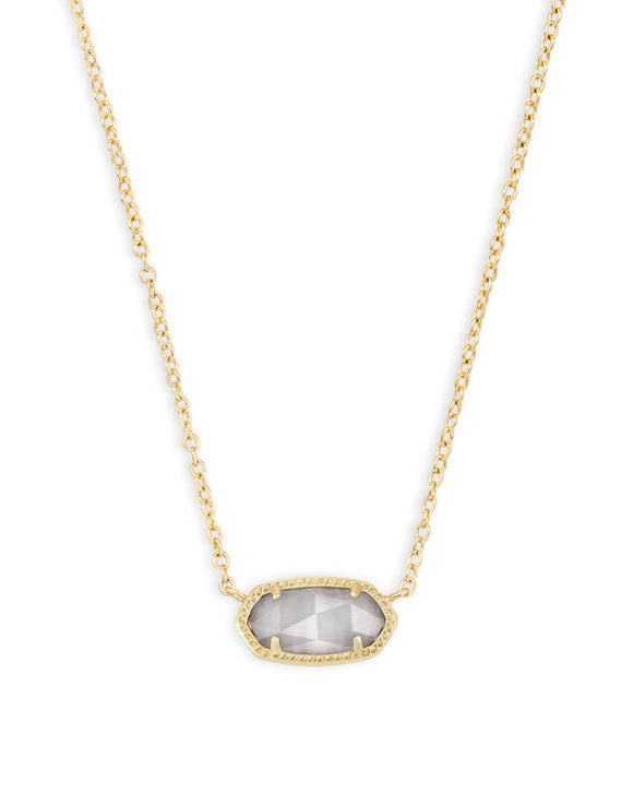 KS Elisa Necklace Slate