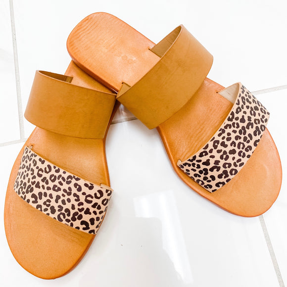 Moondance Cheetah Sandal