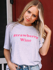 CS Strawberry Wine