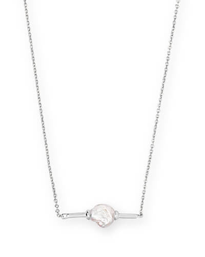 KS Emberly Baroque Pearl Necklace