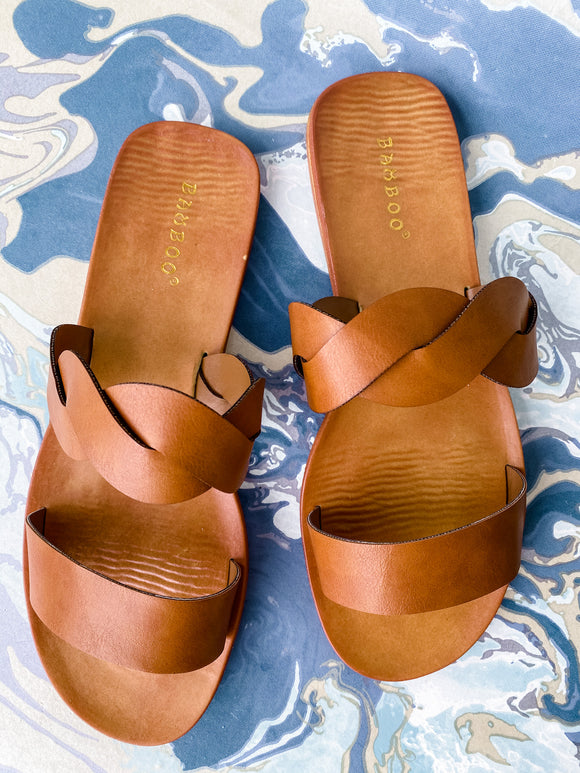 Fullmoon Weave Band Sandal