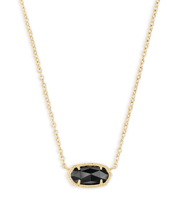 KS Elisa Necklace Black