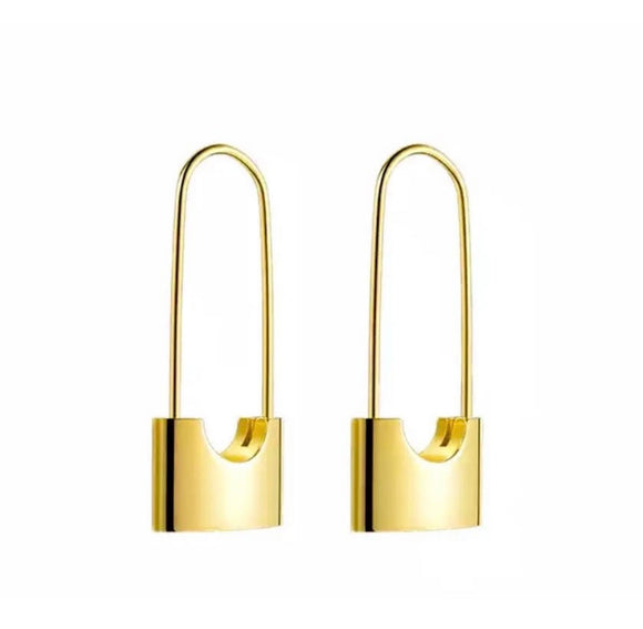 SJD Codie Lock Earrings