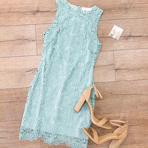 Ace Of Lace Dress