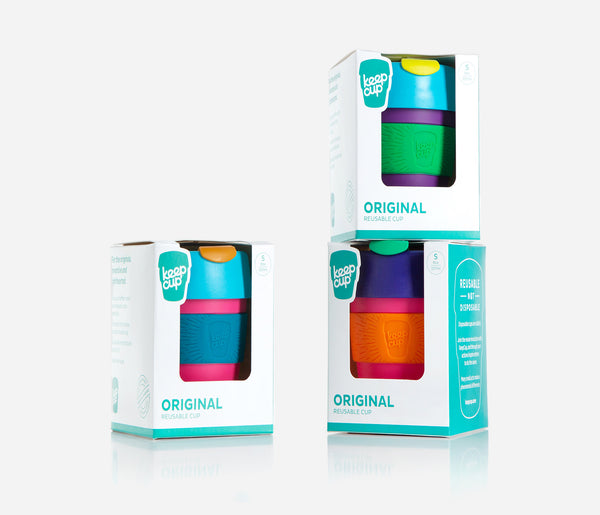 KUDU Coffee: Keepcup Original 340ml / 12oz