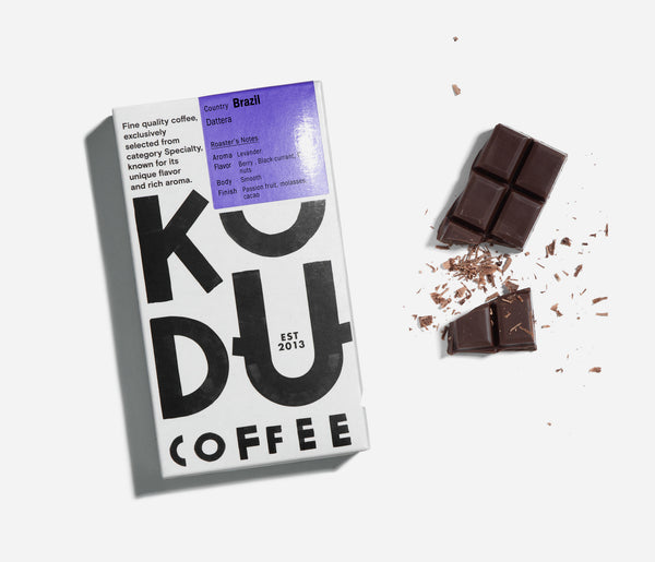 KUDU Coffee: Brazil Daterra  (250g)