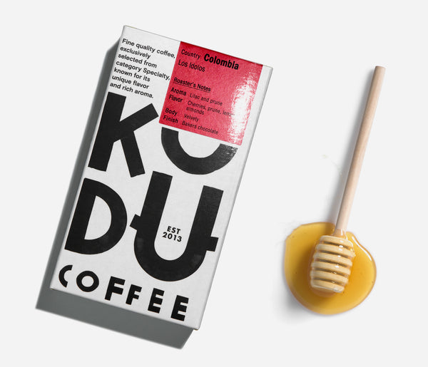 KUDU Coffee: Colombia Los Idolos (250g)