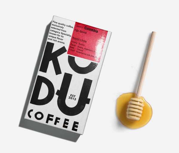 KUDU Coffee: Colombia Inga Aponte (250g)
