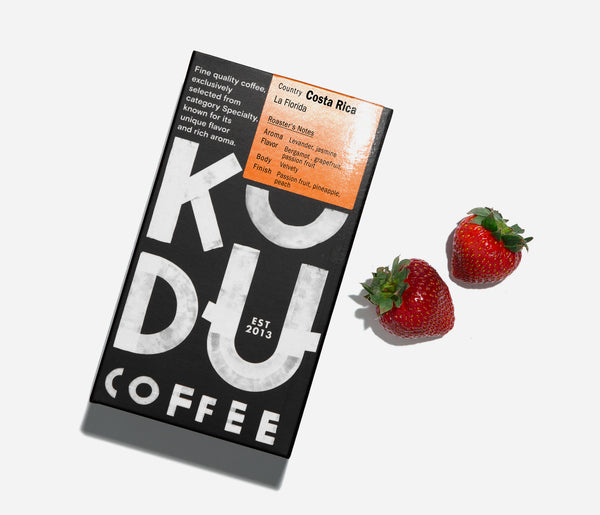 KUDU Coffee: Costa Rica La Florida (200g)