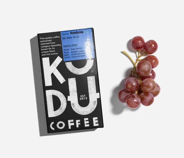 KUDU Coffee: Honduras San Isidro-lot 11 (200g)